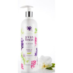 GEL DE DUCHA CON UVA BIO - 500ML